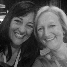 Stacey & Jennifer having some fun together at #Xerocon Denver. What a great team!
