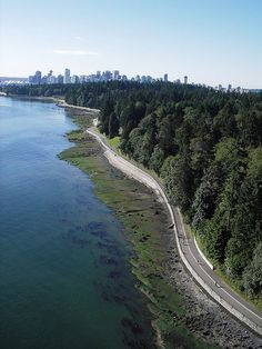 3. Ultimate Running Route  Stanley Park - Vancouver I have only run around the park once on a vacation in May 2012 but I will defininitely go back for those amazing views!  #runningroom #myultimaterun
