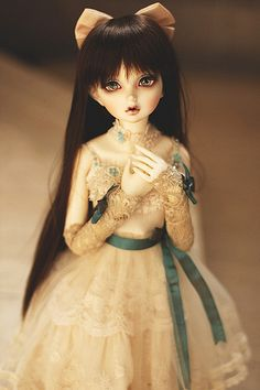 Angelic Soul by ♡Maruko♡ Gothic Dolls, Robot Art, Robots, Creepy Dolls, Barbie Friends, Doll Crafts, Girls Dream, Bjd Dolls, Ball Jointed Dolls