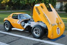 For Sale: 1964 Chevrolet powered Competition Cheetah Race Car. Museum Quality restoration by BTMLLC and certified as Genuine Prototype. Purchased by Famous Alan Green Chevrolet in Seattle Washington. It is the of Cheetahs ordered by Alan Green Chevrolet. Sports Car Racing, Race Cars, My Dream Car, Dream Cars, Mazda, Riverside Raceway, Chevy, Chevrolet, American Racing Wheels