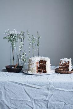 Call me cupcake: Carrot cake deluxe