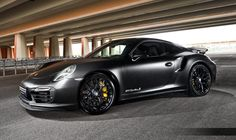 Porsche 911 Turbo S (991) by MM-Performance