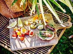 Dit wordt dé cocktail van de zomer - en deze heerlijke hapje... - Het Nieuwsblad Mobile