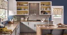 Top 10 Wall Paint Colors To Elevate Your Kitchen Space Popular Kitchen Colors, Kitchen Color Trends, Kitchen Paint Colors, Painting Kitchen Cabinets, Colour Trends, Paint Colours, Kitchen Walls, 3d Kitchen Design, Kitchen Designs