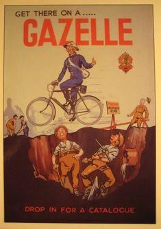 gazelle kruisframe - Google zoeken