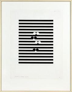 Artworks of Gordon Walters (New Zealander, 1919 - 1995)