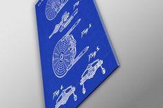 Star Trek Enterprise Patent Print - Patent Poster - Star Trek Poster - Toy Patent - Faux Vintage