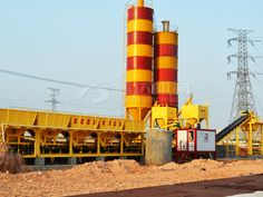 Our concrete mixing plants are built with the superior quality materials and engineered for the guaranteed component life. Our plants are designed for the best productivity and are accessible in the stationery, completely mobile versions and semi-mobile versions. Read More: https://xdmac.wordpress.com/2017/01/11/concrete-mixing-plant-salient-features-and-how-does-it-work/