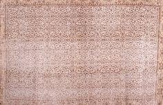 Colored Vintage Teppich - mozaiik Unikat Nr. 129TV Carpets, Beige, Rugs, Color, Home Decor, Scrappy Quilts, Vintage Rugs, Handarbeit, Schmuck