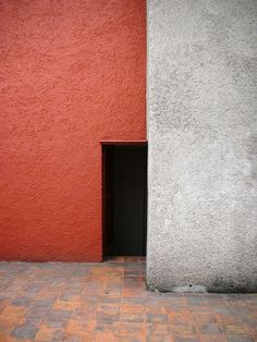^Luis Barragan House, Mexico City
