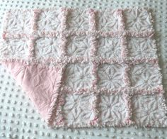 How to create rag quilt?