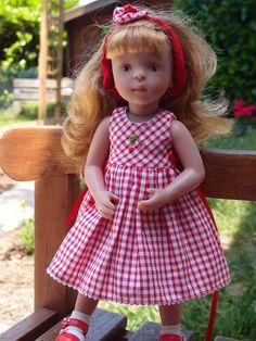 My darling dolls: La petite fille aux cerises
