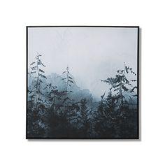Home Republic - Reflect Mountain Artwork Mist Mountain