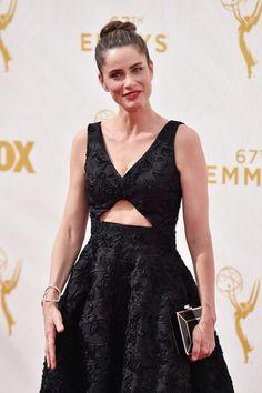 Amanda Peet - Emmy 2015
