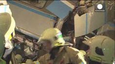 Finaliza la operación de rescate tras el accidente del metro de Moscú