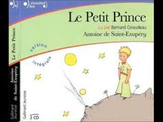 """but tough to fully grasp for a kid. Difficult to pass on as a bedtime story. Want to try the old """"audio in the car"""" trick. Worked well with """"le petit nicolas"""" which was also a difficult text to pass on as a bedtime story. Le Petit Prince Film, French Kids, The Little Prince, Children's Literature, Bedtime Stories, Learn French, Audio Books, Youtube, Saints"""