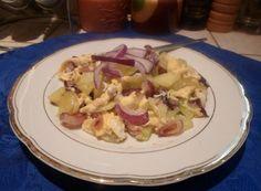 Potato Salad, Potatoes, Healthy Recipes, Ethnic Recipes, Food, Diet, Potato, Essen, Healthy Eating Recipes