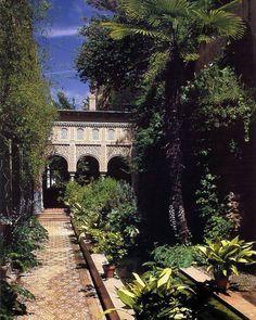 Carmen de los Martires, Granada. Simply gorgeous