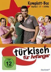 Türkisch für Anfänger - Komplettbox, Staffel 1, 2 & 3 (9 Discs)