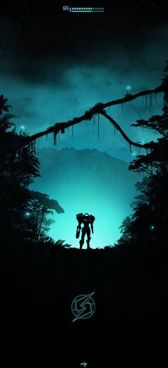 Metroid Prime by Noble--6 on DeviantArt. via: http://noble--6.deviantart.com/