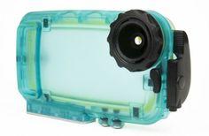 Carcasa submarina 60 mts de profundidad con funcion de pantalla tactil para Iphone y Galaxi