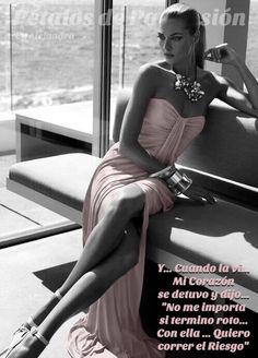 """B Y    C O L O R S               By  Alejandro   Y... Cuando la vi... Mi Corazón se detuvo y dijo... """"No me importa si termino roto... Con ella ... Quiero correr el Riesgo"""""""