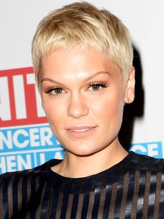 The 9 Greatest Celebrity Hair-Color Makeovers: Jessie J: allure.com