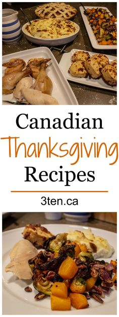 Recipe: Canadian Thanksgiving 2018 — 3ten — a lifestyle blog
