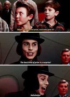 Charlie and the Chocolate Factory.