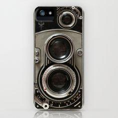 Vintage Camera iPhone Case by Zuno - $35.00