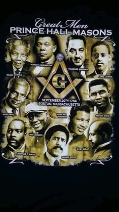 Prince Hall Masons relationship of knowledge understanding un facts humanity engineering love of God Masonic Art, Masonic Lodge, Masonic Symbols, Masonic Temple, Illuminati Symbols, Prince Hall Mason, Famous Freemasons, Templer, Knights Templar