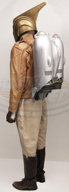Rocketeer, The / Rocketeer Costume