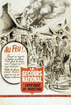 Le Secours National- Entr'aide du Maréchal