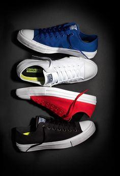 2058c480a4a Converse Unveils the  Chuck II  Sneaker