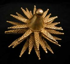 Africa   Ring from the Akan people of Ghana   Gold   19th - 20th century   Price on request