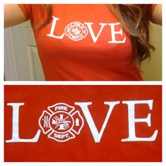 LOVE T-shirt for Ladies by Fire Swag -- Someone should for sure buy me this t-shirt and I will love you forever.