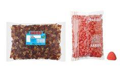 3 kg de bonbons Haribo Tagada, Coca, Schtroumpfs...