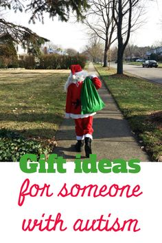 gift ideas for someone with autism