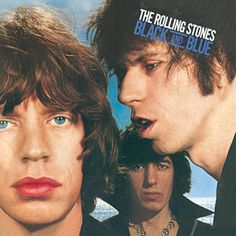 Stones - Black and Blue