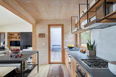 Splinter Creek: A Modern Model Home in a Mississippi Community Focused on Sustainability - Design Milk