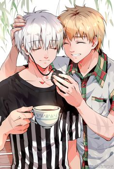 Good friends  Anime/ Manga: Tokyo Ghoul