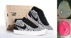 cute Cheetah Print shoes