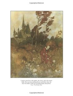 Dulac's Fairy Tale Illustrations