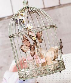 DEPOT Tipp Käfig Schmetterling