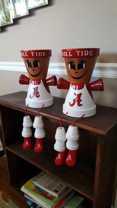 Roll Tide twins