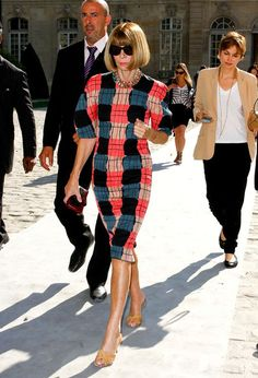 Queen of Style: Miss Anna Wintour in Marni