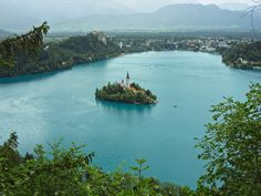Lake of Bled, Slovenia | Flickr - Photo Sharing!