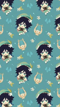 Anime Manga, Anime Guys, Anime Art Girl, Izu, Animes Wallpapers, Cute Wallpapers, Game Character, Character Design, Dibujos Anime Chibi