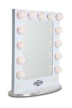 http://www.vanitygirlhollywood.com/broadway-lighted-vanity-mirror/: $400!