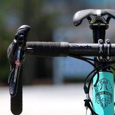 Bianchi Specialissima Campagnolo SR 11 Deda Superleggera Cockpit. #dreambike #bianchispecialissima #campagnolo #baaw